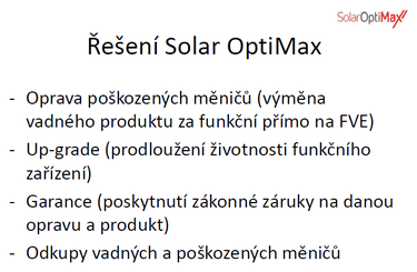 Solar Optimax