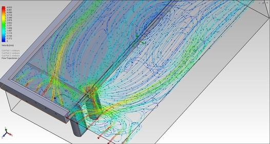 Počítačová simulace SHV Thermo